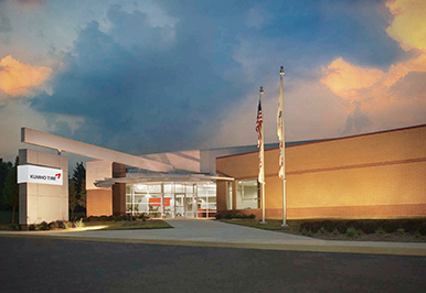 Kumho America Technical Center(KATC)